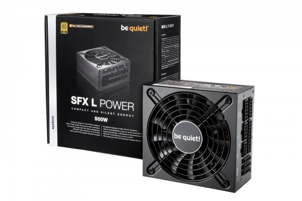 BeQuiet! SFX-L Power 500W 80PLUS® Gold