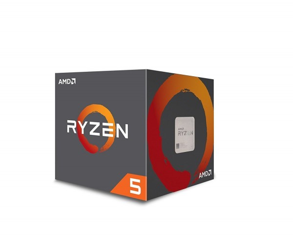 AM4 AMD Ryzen 5 1400 Box