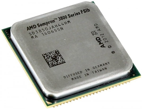AM1 AMD Sempron 3850 tray